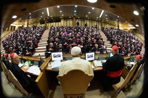 Công bố chủ đề Thượng Hội đồng Giám mục Khoá thường lệ thứ XV