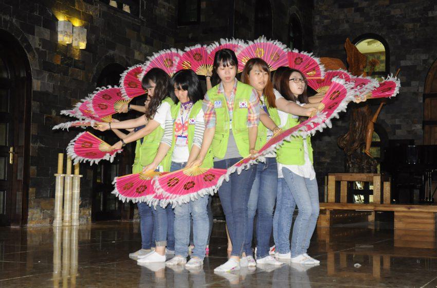 Trại giao lưu giới trẻ Hàn Quốc – Việt Nam