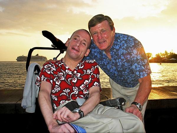 Dick Hoyt – Người cha vĩ đại nhất thế giới