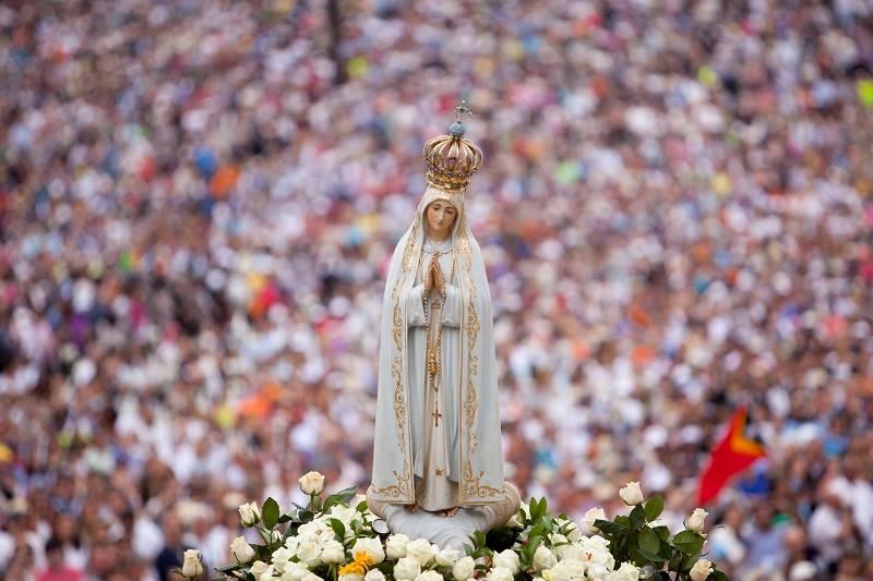 Lãnh Ơn Đại Toàn Xá Trong Năm Thánh Kỷ Niệm 100 Năm Đức Mẹ Fatima