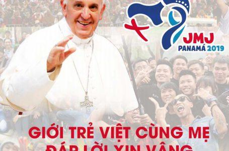 Thông báo về đại hội giới trẻ thế giới tại Panama