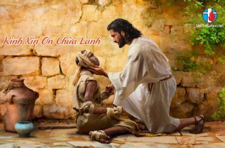 Kinh xin ơn chữa lành (Covid-19)