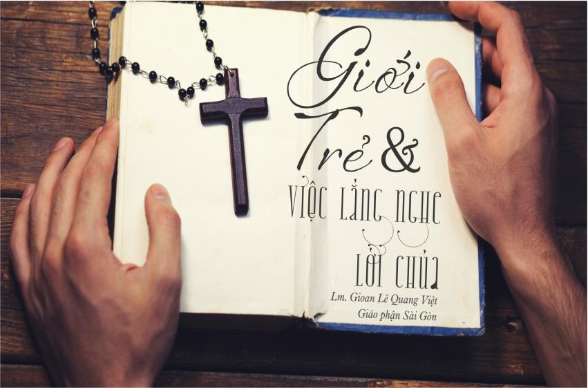 Người trẻ lắng nghe Lời Chúa trên đường Emmau