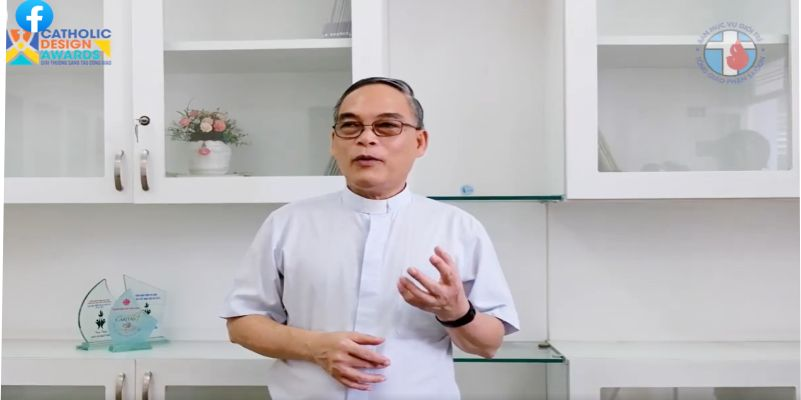 Cùng gặp gỡ và lắng nghe chia sẻ của cha Gioan Lê Quang Việt