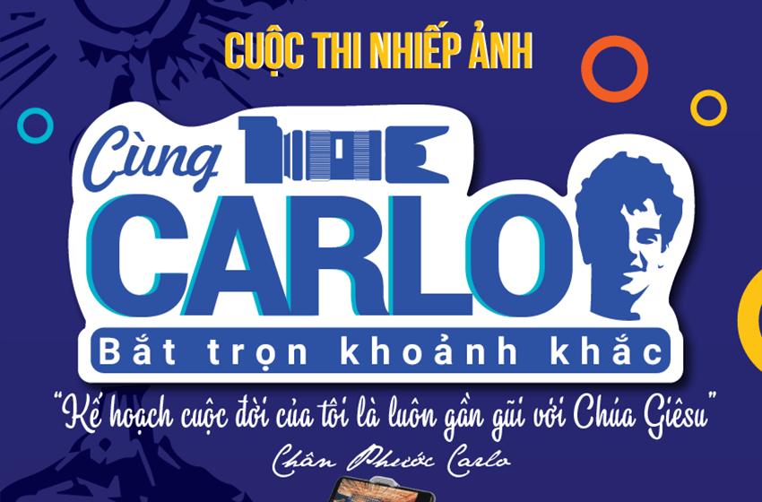 Cuộc thi: Cùng Carlo bắt trọn khoảnh khắc