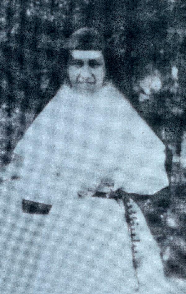 Mẹ teresa ở Calcutta.