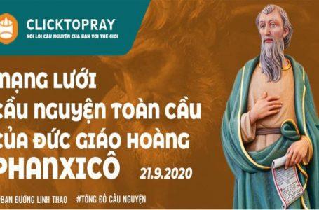 21-09 Mạng lưới cầu nguyện toàn cầu