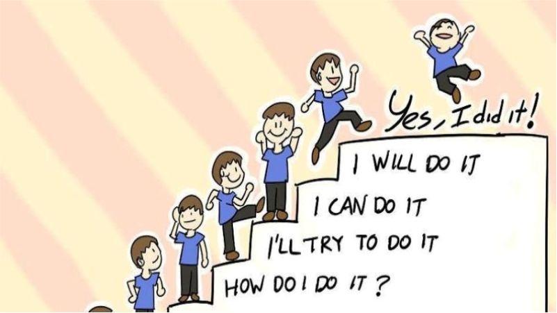 5 tầng giúp bạn phát triển bản thân