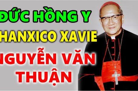 Nhân đức toả sáng nơi Đức Hồng y Nguyễn Văn Thuận