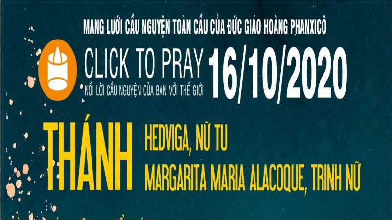 16-10 Mạng lưới cầu nguyện toàn cầu