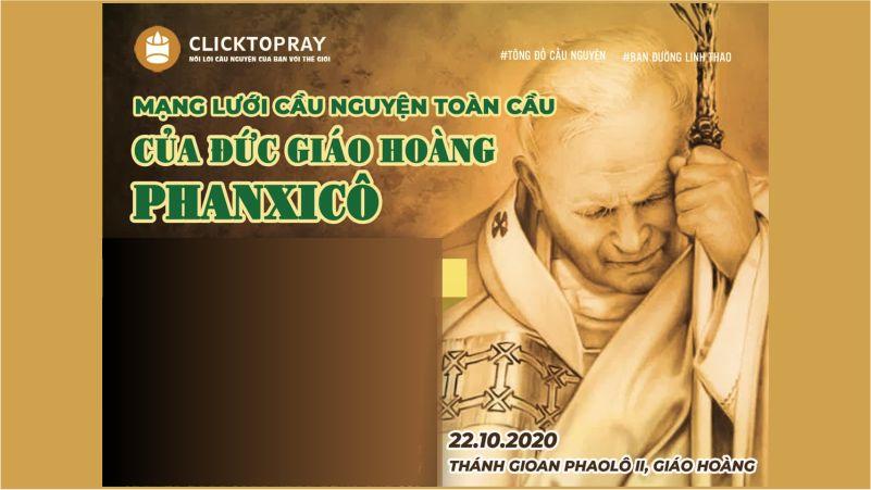 22-10 Mạng lưới cầu nguyện toàn cầu