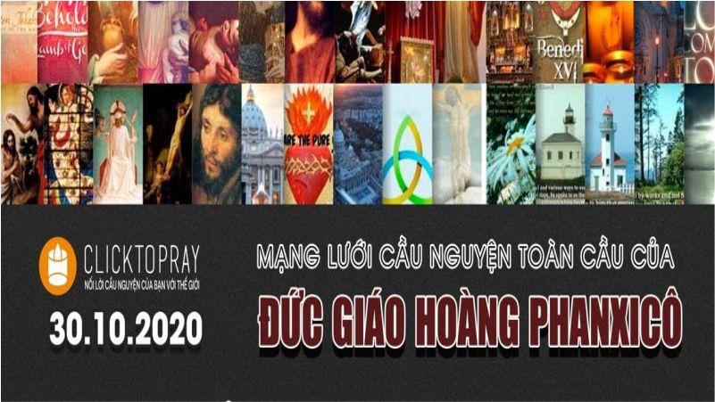 30-10 Mạng lưới cầu nguyện toàn cầu
