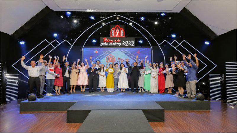 Tiếng hát Giáo đường 2020: Chúc mừng 12 thí sinh vào Vòng IV – BẢN LĨNH
