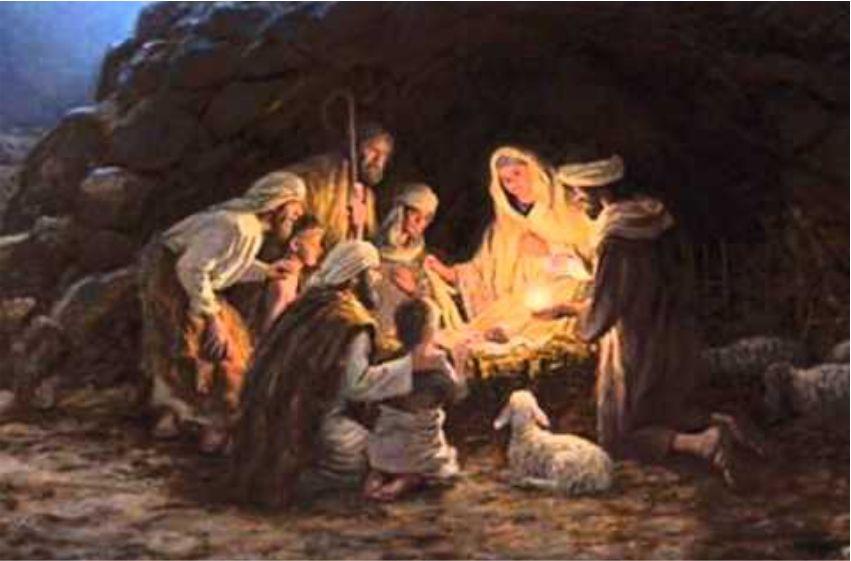 Ý nghĩa tượng trưng của các nhân vật nơi hang đá Giáng sinh