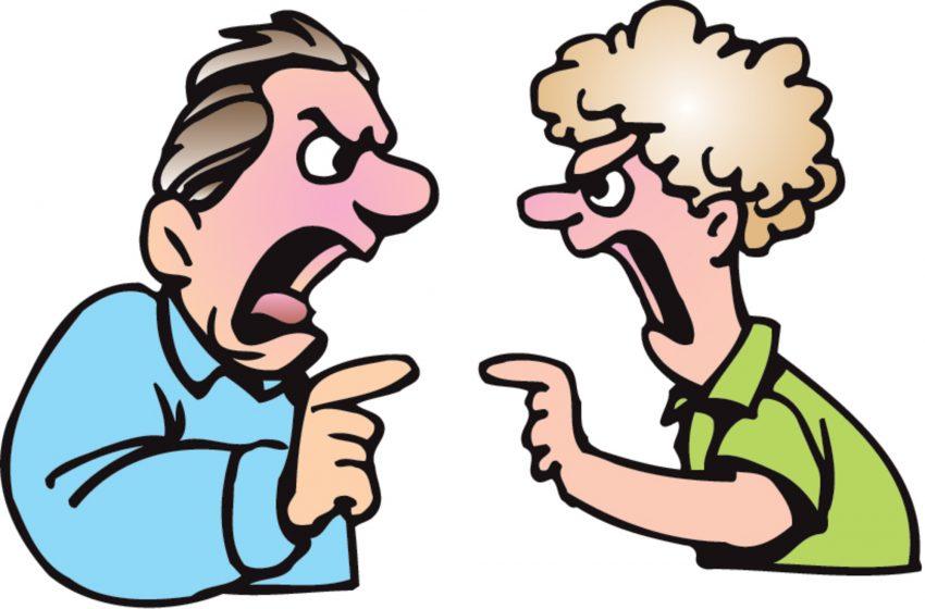 Tại sao khi cãi nhau, người ta lại hét to?