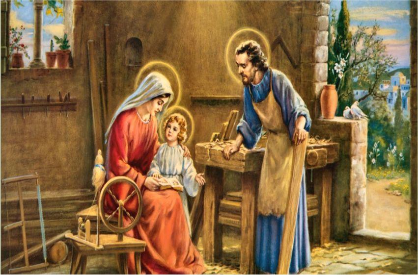 Năm Thánh Giuse: Các ngày và các việc được ơn toàn xá