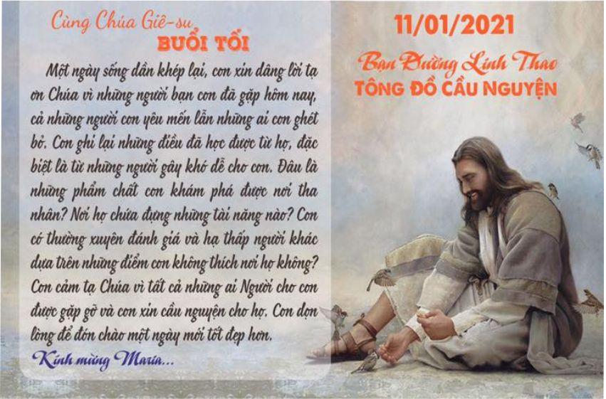 11-01 Mạng lưới cầu nguyện toàn cầu
