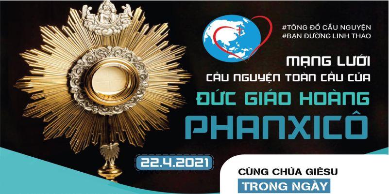22-04 Mạng lưới cầu nguyện toàn cầu