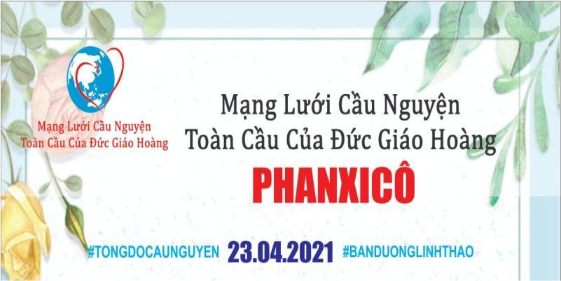 23-04 Mạng lưới cầu nguyện toàn cầu