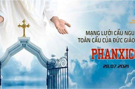 28-08 Mạng lưới cầu nguyện toàn cầu